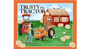 Trusty The Tractor Book